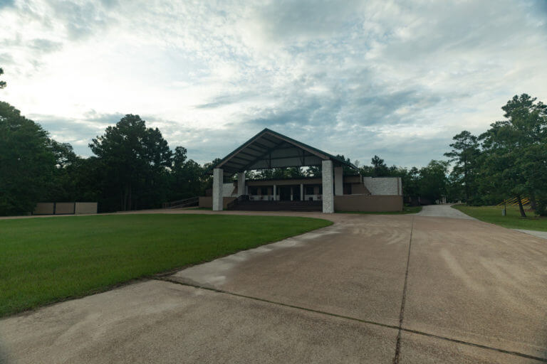 Lakeview Dining Hall Exterior